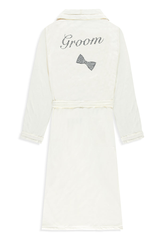 Groom Bridal Long Robe