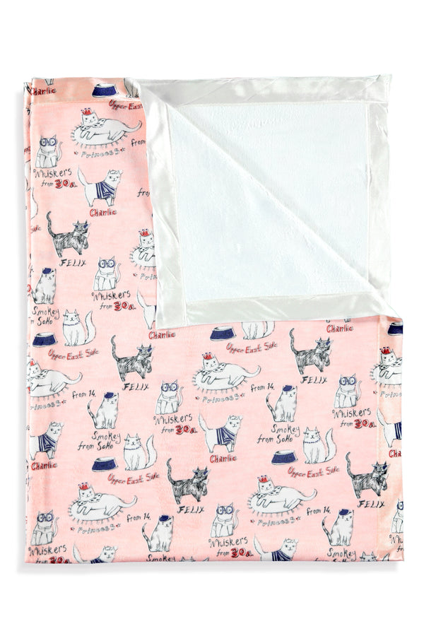 Cats Kids Small Blanket