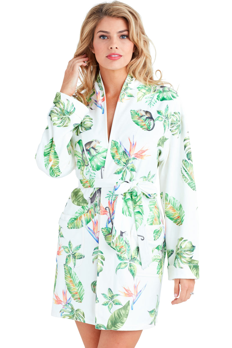 Jungle Book Short Robe