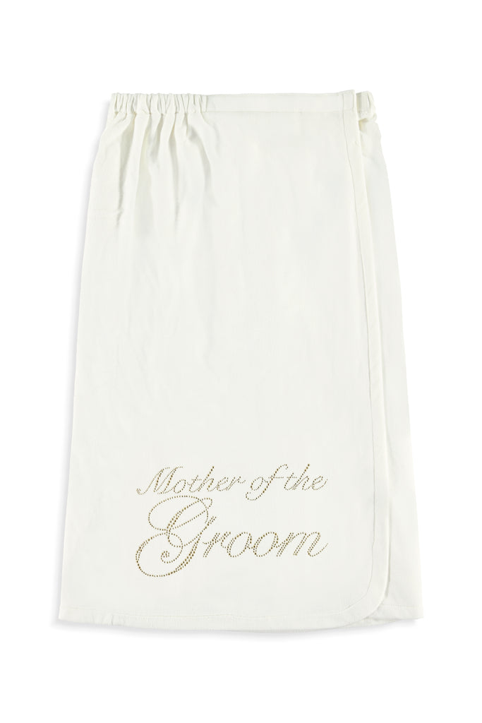 MOTHER OF THE GROOM BRIDAL WRAP - GOLD