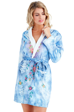 Holly Molly Short Robe