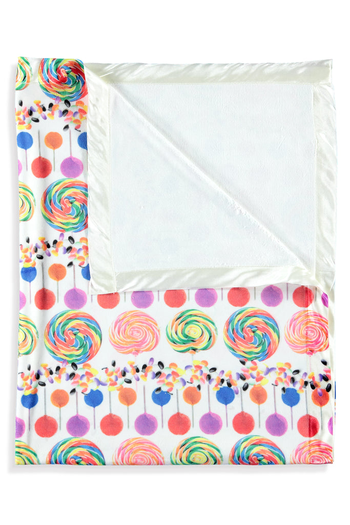 Lollipop Kids Small Blanket