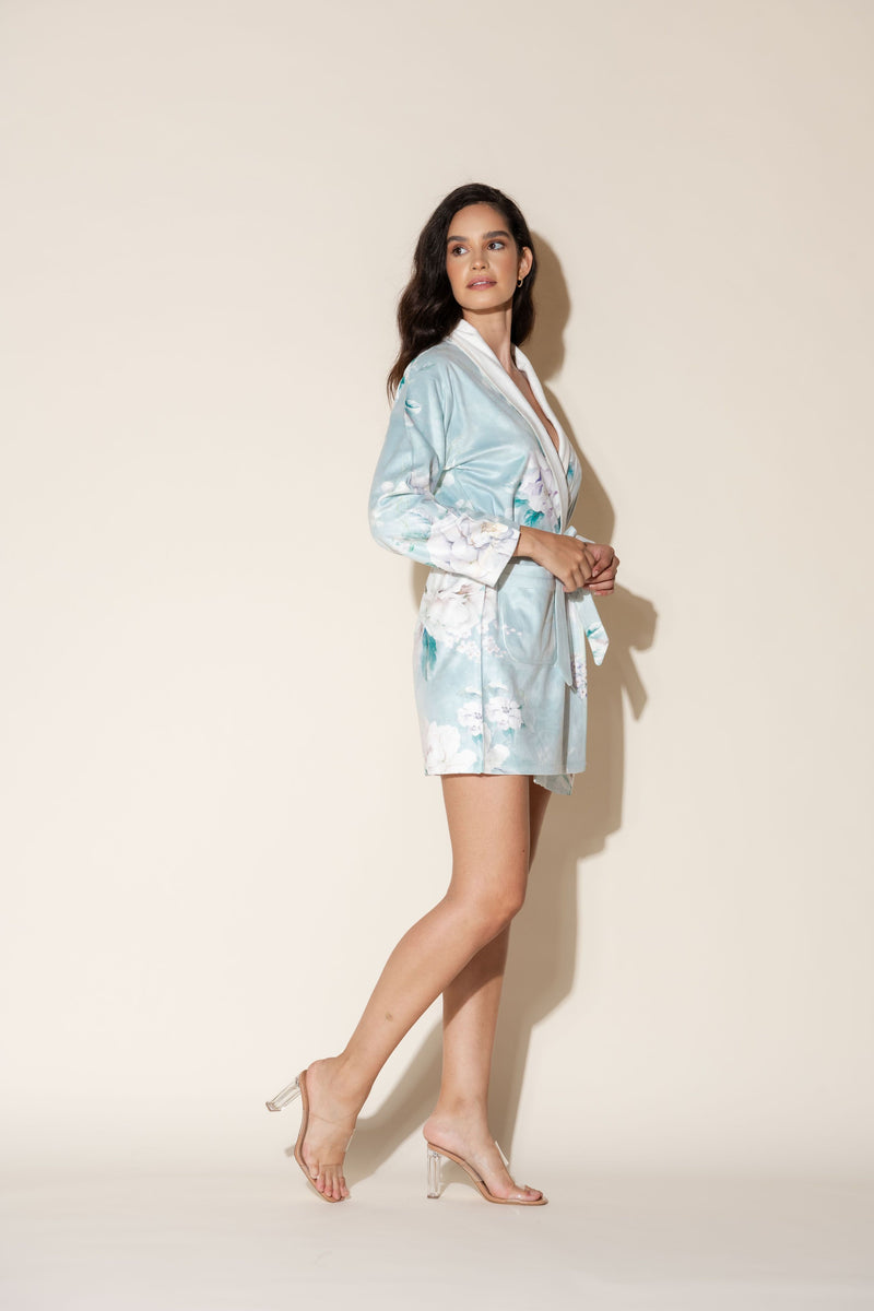 Le Reve Short Robe