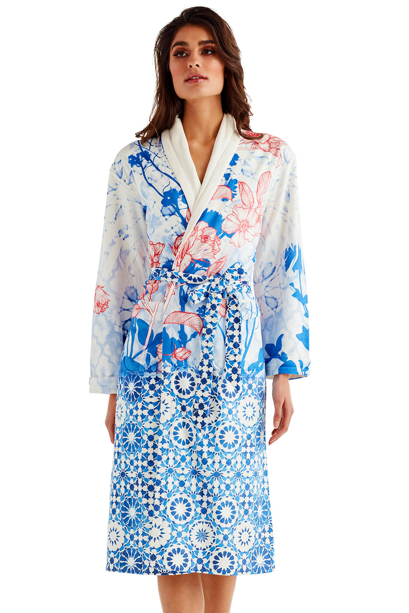 Mosaic Long Robe