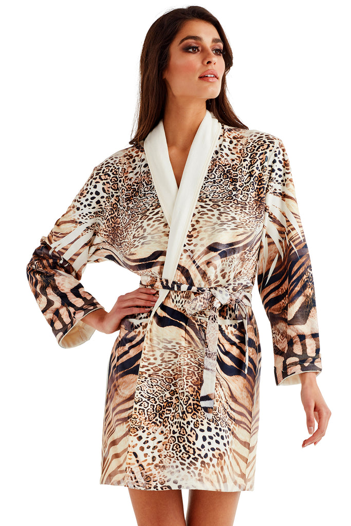 Safari Short Robe