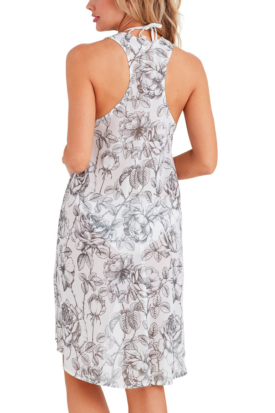 Suzanne Racerback Dress