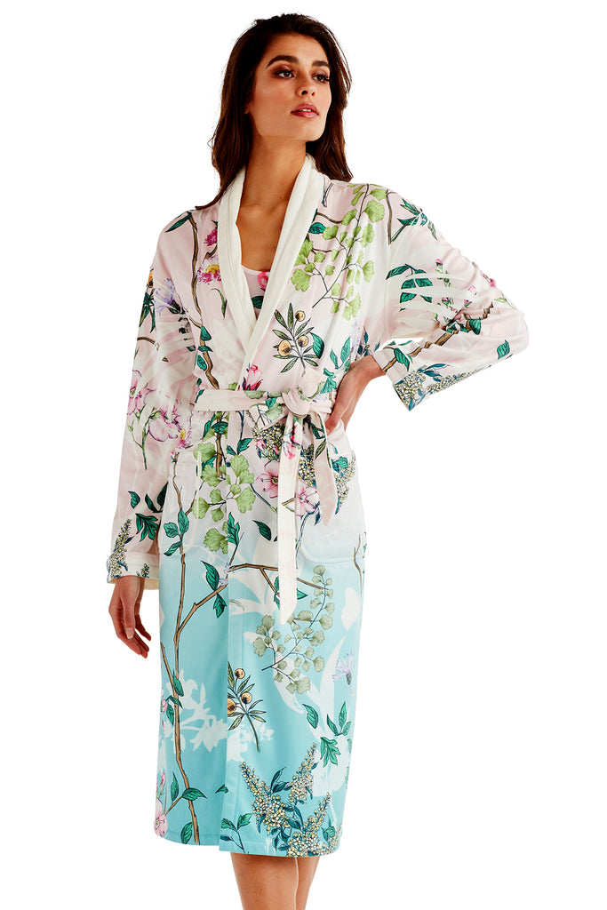 Zen Garden Long Robe