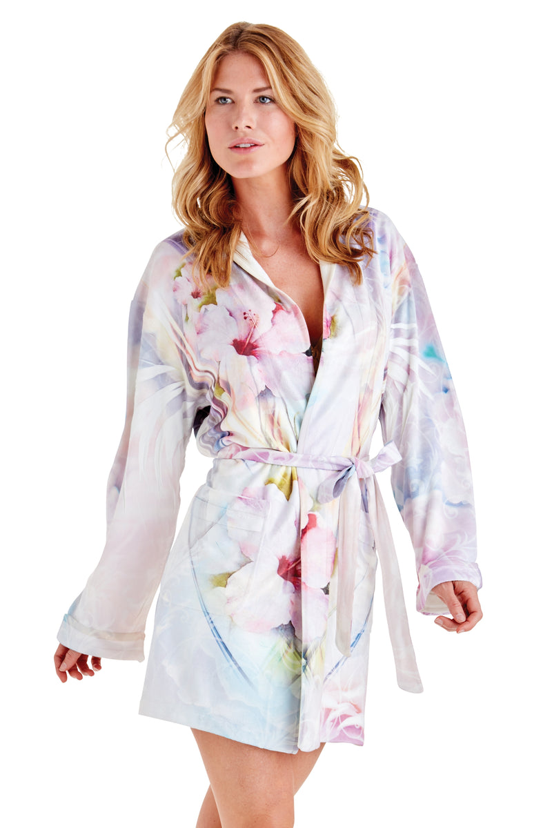 Paradise Cove Short Robe