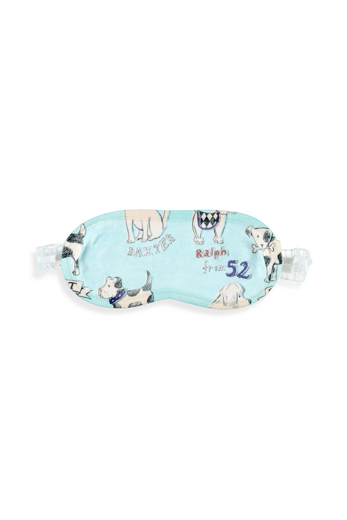 Dogs Kids Eye Mask