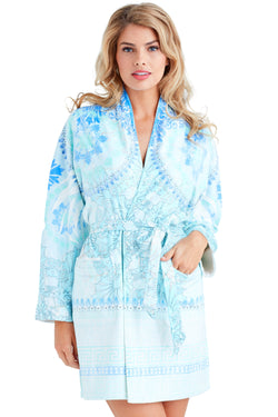 Glamour Short Robe