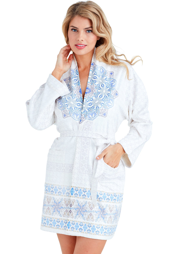 Moon Rising Short Robe