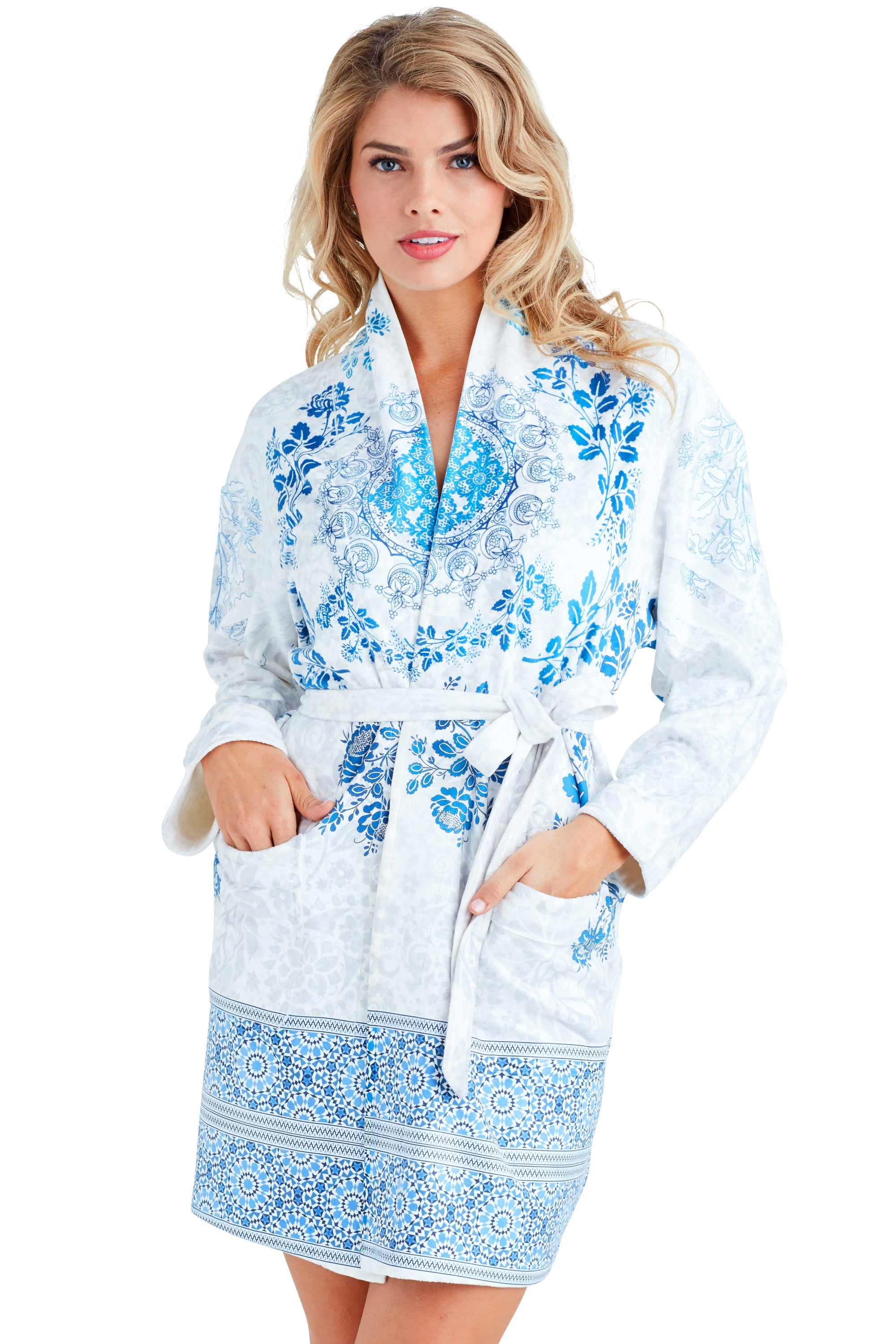 Lady Jane Short Robe