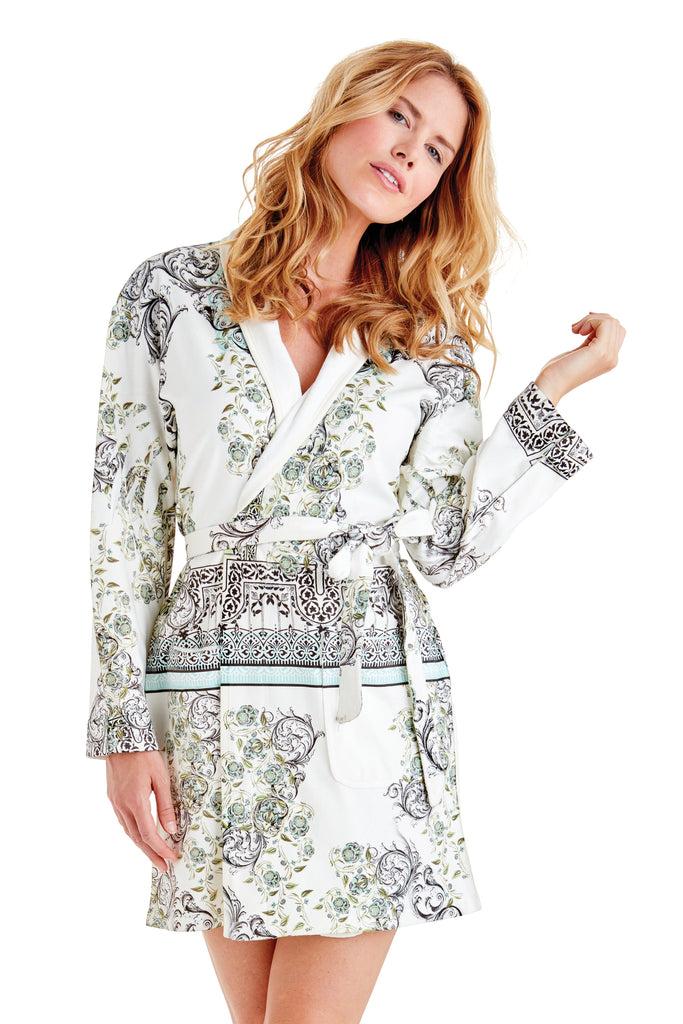 Ivy Short Robe