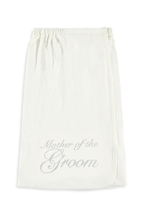 MOTHER OF THE GROOM BRIDAL WRAP -SILVER
