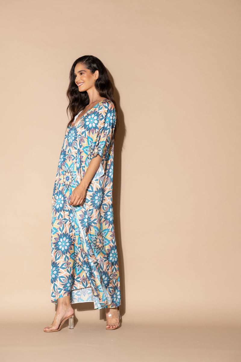 Escapade Long Caftan