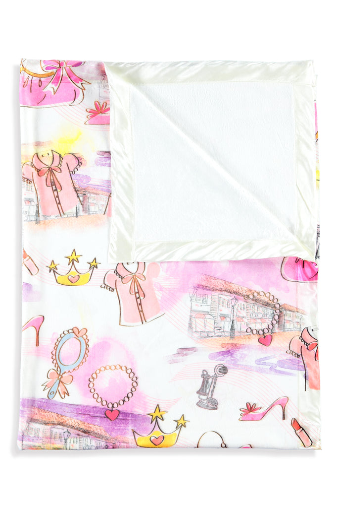 Mini Me Kids Small Blanket