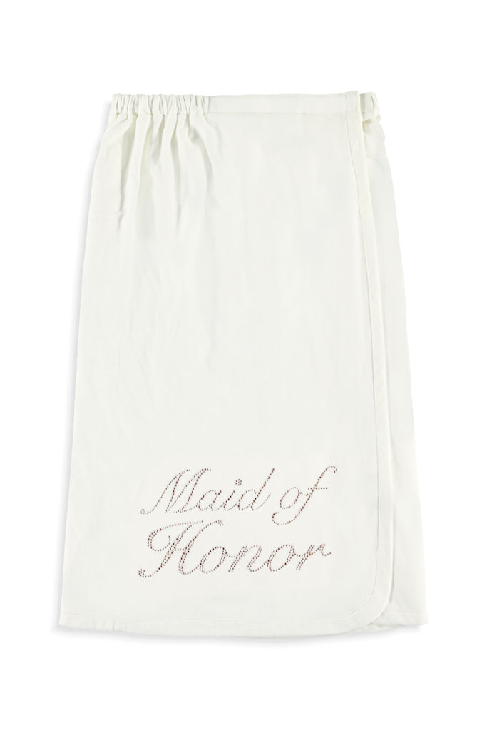 Maid of Honor Wrap - Rose Gold