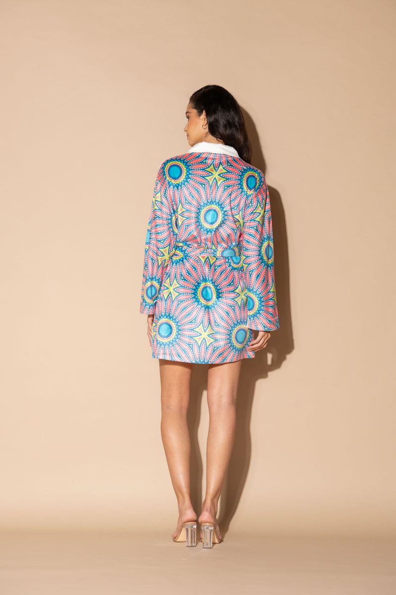 Camilla Short Robe