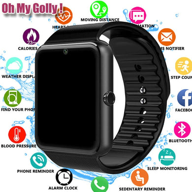 Smart Watch multifuncional para Android