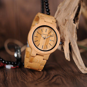 Original Grain Watch - Mr. Wooden