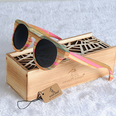 Andryx Sunglasses - Mr. Wooden