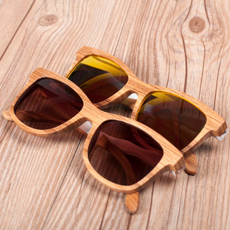 Sunbeay Sunglasses - Mr. Wooden