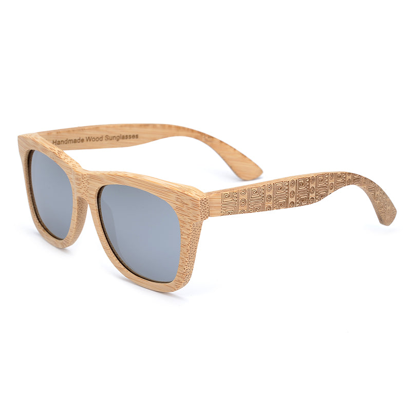 Graybeach Natural Sunglasses