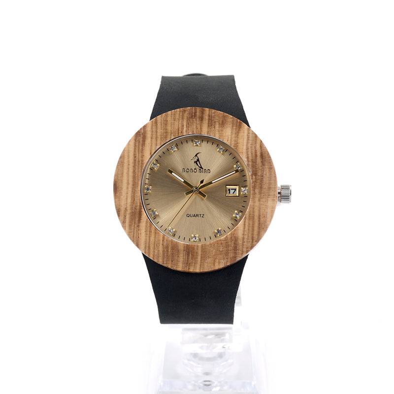 Blummy Watch - Mr. Wooden