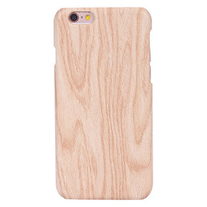 Fashion Wood Phone Cases For Iphone 6 6s Plus Funda - Mr. Wooden