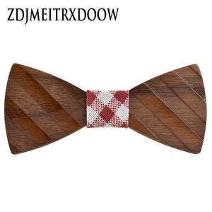 DOOW Bow Tie - Mr. Wooden