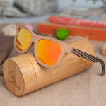 Enzillium Orange Sunglasses