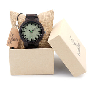 Dentrex Eb Watch - Mr. Wooden