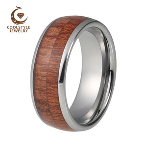 Carbre Wood Ring - Mr. Wooden