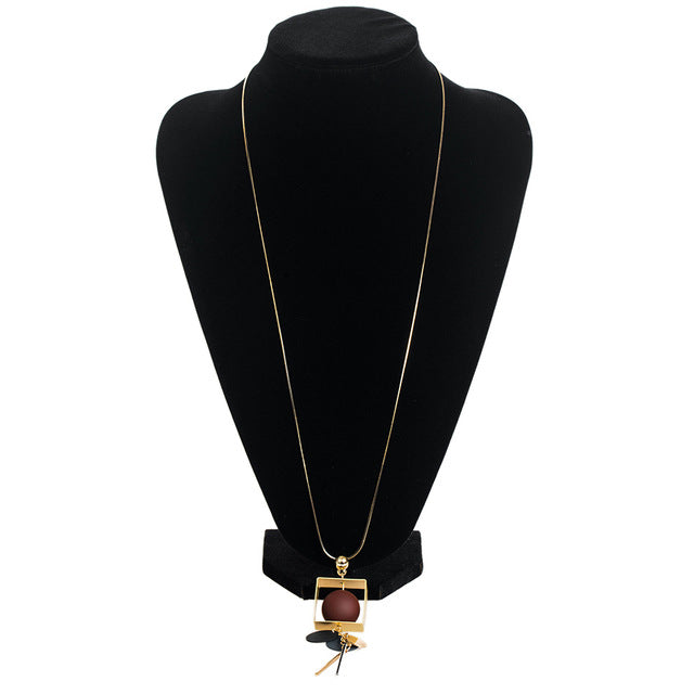 MarMatch Necklace - Mr. Wooden