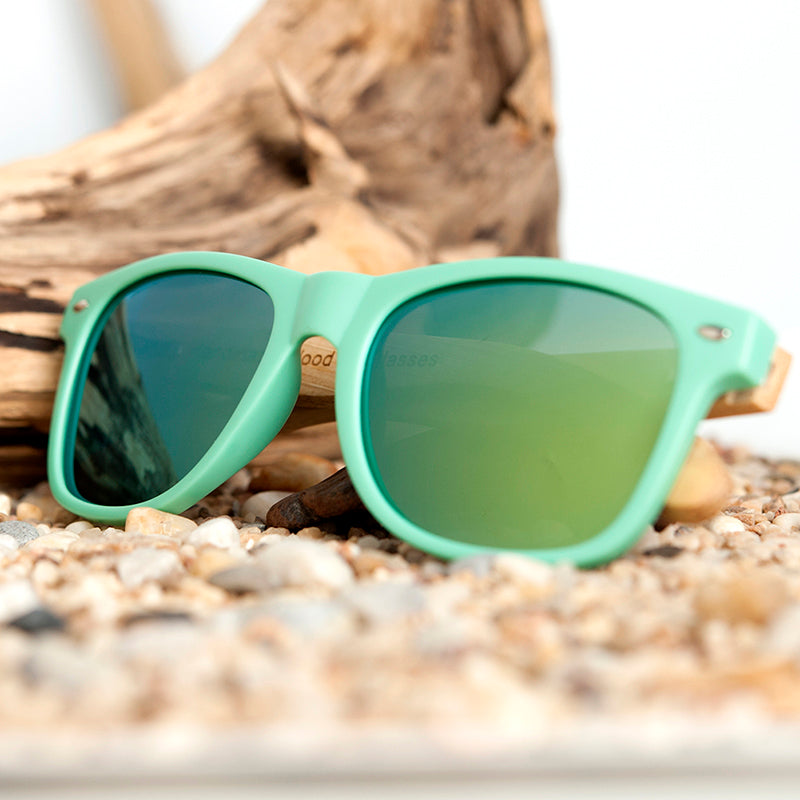 Mintsun Sunglasses - Mr. Wooden