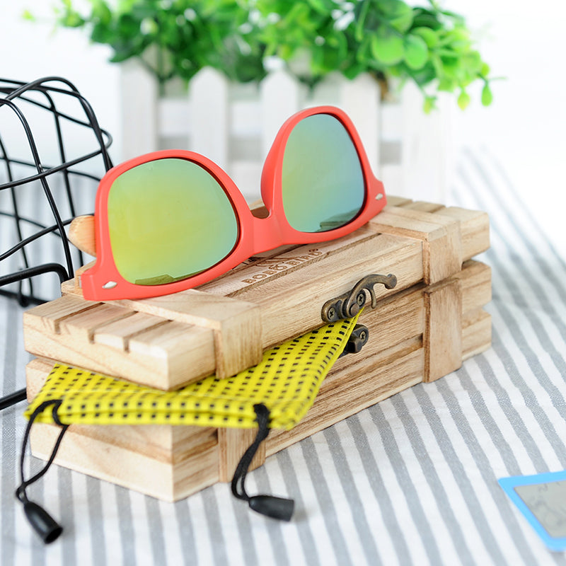 ShailaWood Sunglasses - Mr. Wooden