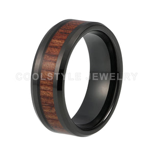 NatureLi Ring - Mr. Wooden