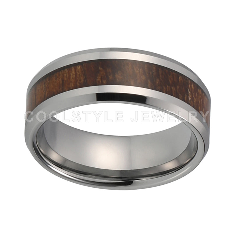 Koal Engagement Ring - Mr. Wooden
