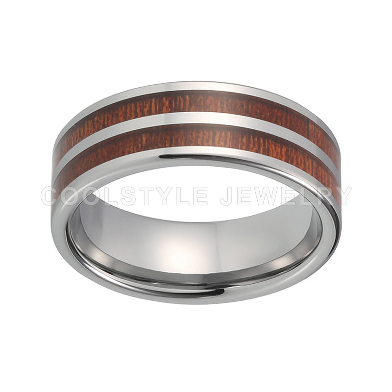Tuteni Ring - Mr. Wooden