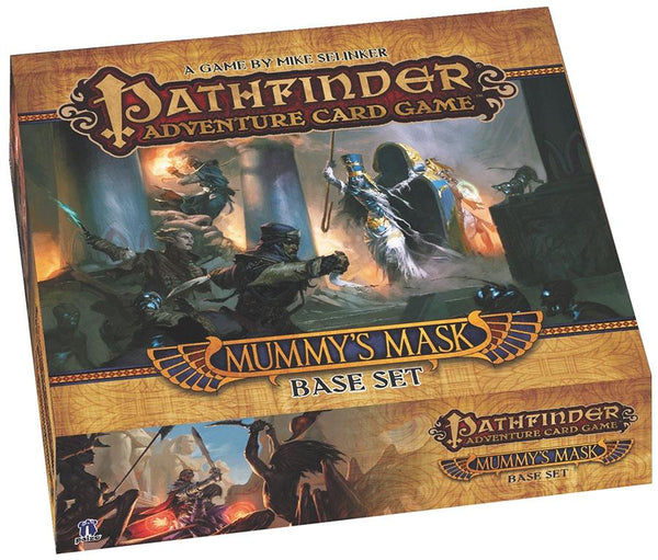 Pathfinder Adventure Card Game: Mummy's Mask