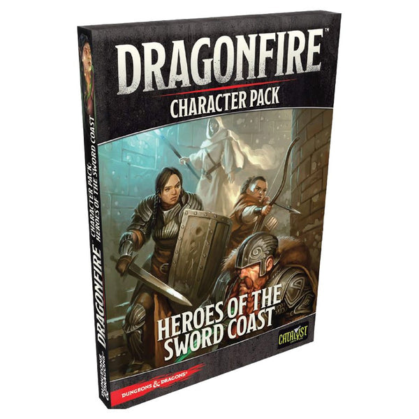 Dragonfire: Heroes of the Sword Coast