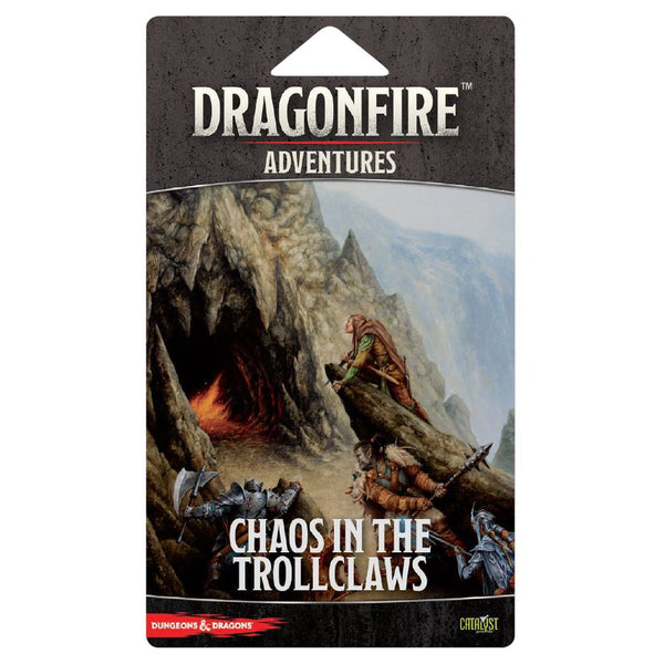 Dragonfire: The Trollclaws