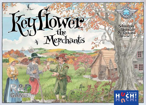 Keyflower: Merchants