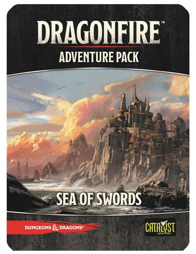Dragonfire - Adventures - Sea of Swords
