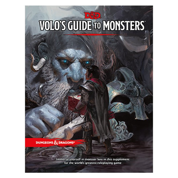 Dungeons and Dragons 5th Edition: Volo's Guide to Monsters