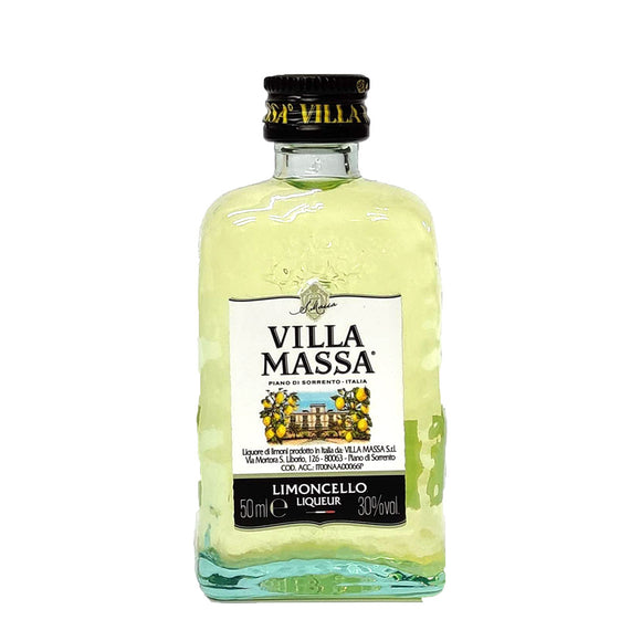 Villa Massa - Limoncello Liqeur mini - (Alcohol)
