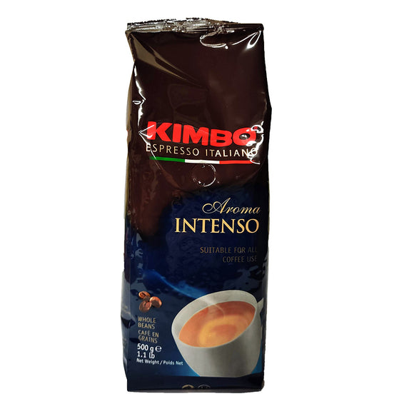 Kimbo -  intenso coffee (beans)