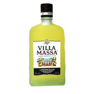 Villa Massa - Limoncello Liqeur  ( 500 ml )