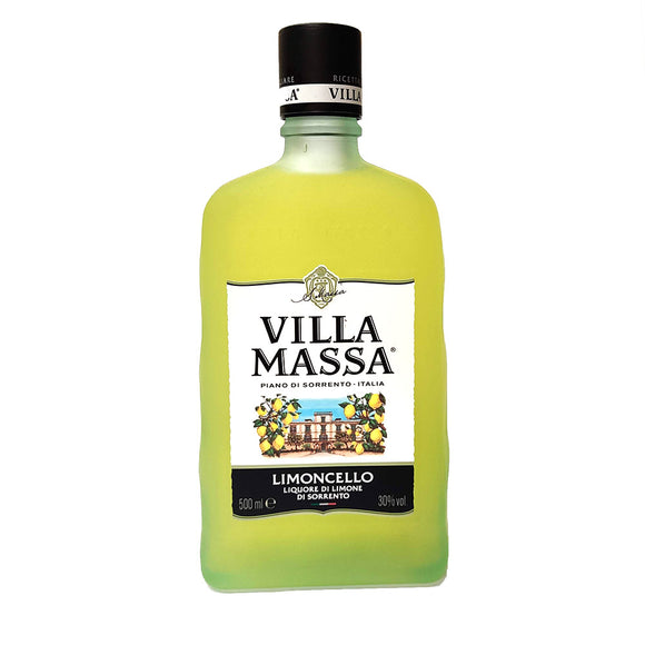 Villa Massa - Limoncello Liqeur -500ml - (Alcohol)