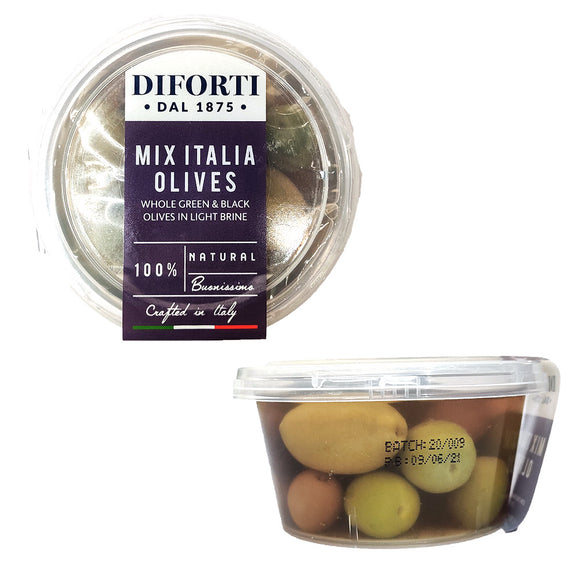 Diforti - Mixed Italian Olives